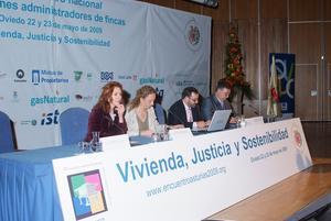 Inauguración XIII Encuentro Nacional de Jóvenes Administradores