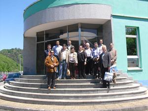 Visita a la instalaciones de ThyssenKrupp Elevadores (mayo 2010)
